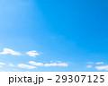 青い空 空 雲の写真 29307125