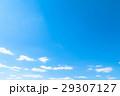 青い空 空 雲の写真 29307127