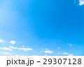 青い空 空 雲の写真 29307128