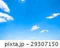 青い空 空 雲の写真 29307150