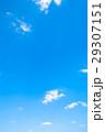 青い空 空 雲の写真 29307151