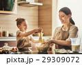 料理 家庭 食の写真 29309072