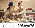 料理 家庭 食の写真 29309076