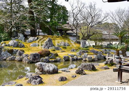 醍醐寺 三宝院庭園風景 29311756