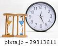 砂時計 時計 壁掛け時計の写真 29313611