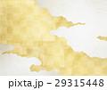 金箔 和柄 コピースペースのイラスト 29315448
