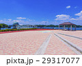 多摩湖 村山貯水池 青空の写真 29317077