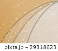 和柄 和 背景のイラスト 29318623