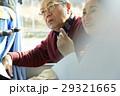 シニア 老夫婦 バスツアーの写真 29321665