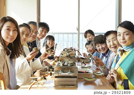 海鮮レストラン ツアー客 29321809