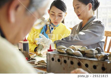 海鮮レストラン ツアー客 29321815