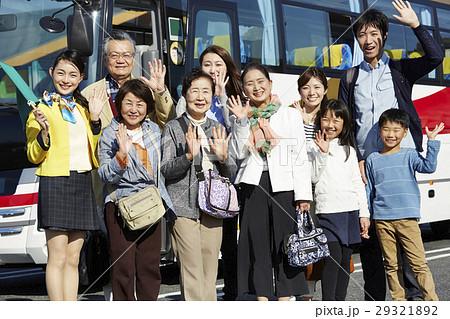 バスツアー バス 29321892