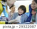 バスツアー バス シニア 29322087