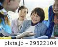 バスツアー バス シニア 29322104