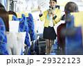 女性 バスツアー バスガイドの写真 29322123