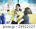 女性 バスツアー バスガイドの写真 29322127