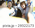 バスツアー バス 乗客 29322173