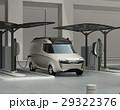 電気自動車 EV エコカーのイラスト 29322376