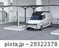 電気自動車 EV エコカーのイラスト 29322378