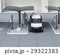 電気自動車 EV エコカーのイラスト 29322383