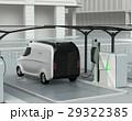 電気自動車 EV エコカーのイラスト 29322385