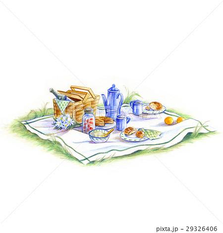 ピクニックでランチ 29326406