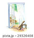マンドリンと大きな窓 29326408
