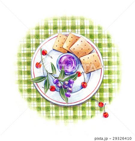 お気に入りの小皿-ティータイム- 29326410