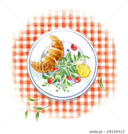 お気に入りの小皿-ブレックファースト- 29326412