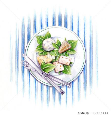 お気に入りの小皿-チーズ- 29326414