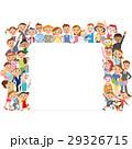 大勢の人々 29326715