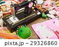 ソーイング ミシン掛け 縫の写真 29326860