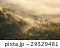 雲海 朝焼け 屈斜路湖の写真 29329481
