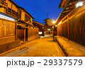 Japanese old town in Higashiyama District of Kyoto 29337579