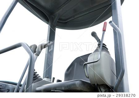 ショベルカーの運転席 29338270