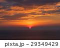 夕日 日没 夕焼けの写真 29349429