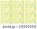 レモン レモン柄 模様のイラスト 29350359