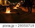 冬 小樽雪あかりの路 雪あかりの路の写真 29350719