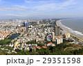 ベトナム ブンタウの街中とバックビーチ 29351598