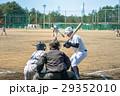 高校野球試合風景 29352010