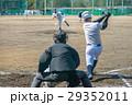 高校野球試合風景 29352011