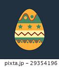 Colorfull Easter Egg EPS10. 29354196