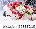 クリスマス xマス デコレーションの写真 29355215