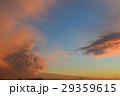 クラウド 雲 ピンクの写真 29359615