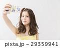 携帯電話 スマートフォン 自撮りの写真 29359941