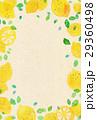 レモン レモン柄 柑橘類のイラスト 29360498