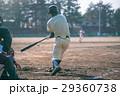 高校野球試合風景 29360738