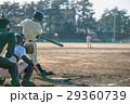 高校野球試合風景 29360739