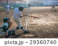 高校野球試合風景 29360740