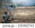 高校野球試合風景 29360743
